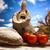 パン · 食品 · 背景 · ディナー - ストックフォト © JanPietruszka