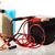 auto · batterij · levendig · moto · Rood · energie - stockfoto © JanPietruszka