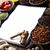 料理の本 · スパイス · 食品 - ストックフォト © janpietruszka