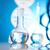 Laboratory glass, Chemistry science formula   stock photo © JanPietruszka