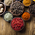 spices and herbs orintal cuisine vivid theme stock photo © janpietruszka