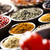 Assorted Spices, orintal cuisine vivid theme stock photo © JanPietruszka