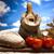 自家製 · 全粒粉パン · 自然 · トウモロコシ · 美しい · 新鮮な - ストックフォト © janpietruszka
