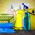 reinigingsproducten · zonneschijn · werk · home · fles · dienst - stockfoto © janpietruszka