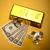 goud · waarde · financiële · geld · metaal · bank - stockfoto © JanPietruszka