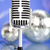 mikrofon · vinil · siyah · kayıt · müzik - stok fotoğraf © janpietruszka