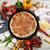 juteuse · pizza · végétarien · fromages · accent - photo stock © janpietruszka