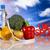kalori · spor · diyet · gıda · uygunluk · meyve - stok fotoğraf © janpietruszka