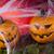 spider web halloween pumpkin jack stock photo © janpietruszka