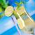 свежие · Мохито · пить · экзотический · красочный · лист - Сток-фото © janpietruszka