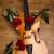 red roses violin foto stock © janpietruszka