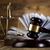 recht · rechter · justitie · studio · hout · hamer - stockfoto © janpietruszka