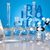 Laboratory glass, Chemistry science formula      stock photo © JanPietruszka