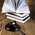 прав · масштаба · правосудия · старые · деревянный · стол · синий - Сток-фото © janpietruszka