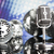 disco ball microphone and music background stock photo © janpietruszka