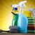 reinigingsproducten · werk · home · fles · dienst · chemische - stockfoto © JanPietruszka