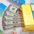 oro · bar · finanziaria · soldi · metal · banca - foto d'archivio © JanPietruszka