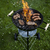 Steak, Grilling at summer weekend, bright colorful vivid theme stock photo © JanPietruszka