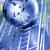 földgömb · fűrész · kék · Föld · lyuk · kapcsolat - stock fotó © janpietruszka