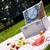 francés · picnic · dos · frescos · baguettes · salami - foto stock © janpietruszka