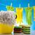 casa · pulizia · prodotto · plastica · bottiglie · detergente - foto d'archivio © janpietruszka