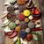 カラフル · スパイス · 食品 · 葉 - ストックフォト © JanPietruszka