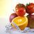 fitness · voedsel · vruchten · gezondheid · achtergrond · gymnasium - stockfoto © JanPietruszka