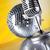 vintage microphone music saturated concept stock photo © janpietruszka