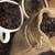 kahve · çekirdekleri · canlı · parlak · doku · gıda · çerçeve - stok fotoğraf © JanPietruszka