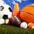 sportartikelen · voetbal · basketbal · baseball · voetbal · tennis - stockfoto © janpietruszka