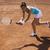 menina · jogar · tênis · mulher · vida · jovem - foto stock © JanPietruszka