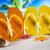 speelgoed · foto · kleur · plastic · vochtig · zand - stockfoto © janpietruszka