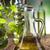 huile · d'olive · rural · feuille · verre · vert - photo stock © JanPietruszka