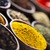 Spices on wooden bowl background stock photo © JanPietruszka