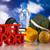 kalória · sport · diéta · étel · fitnessz · gyümölcs - stock fotó © janpietruszka