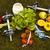 fitness · voedsel · groen · gras · gezondheid · oefening · energie - stockfoto © JanPietruszka