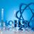 laboratory glass chemistry science formula stock photo © janpietruszka