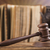 martillo · justicia · jurídica · ley · martillo - foto stock © janpietruszka