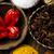 specerijen · koken · bestanddeel · keuken · levendig · Rood - stockfoto © janpietruszka