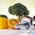 alimentos · frescos · medir · dieta · comida · fitness · fruto - foto stock © JanPietruszka