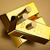 altın · çubuklar · madeni · para · finansal · para · Metal - stok fotoğraf © janpietruszka
