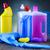 洗浄 · 製品 · 石鹸 · スポンジ · 孤立した - ストックフォト © janpietruszka
