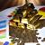 piramide · goud · bars · zonsondergang · metaal · financieren - stockfoto © janpietruszka