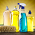 produits · de · nettoyage · soleil · travaux · maison · bouteille · Ouvrir · la - photo stock © janpietruszka