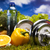 vitamina · fitness · dieta · grama · verde · saúde · energia - foto stock © janpietruszka