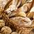 pan · trigo · cesta · edad · lienzo - foto stock © janpietruszka
