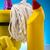 набор · чистящие · средства · работу · домой · бутылку · красный - Сток-фото © JanPietruszka