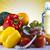 fitnessz · étel · diéta · zöldség · napsütés · nap - stock fotó © janpietruszka