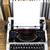 velho · máquina · de · escrever · secretária · escritório · telefone - foto stock © janpietruszka