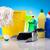 casa · limpeza · produto · trabalhar · casa · garrafa - foto stock © JanPietruszka